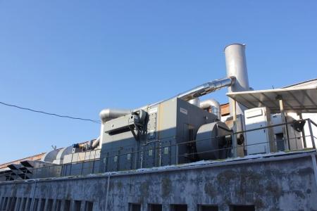 Sistem de pregatire aer si sistem de filtrare Cov-uri 2